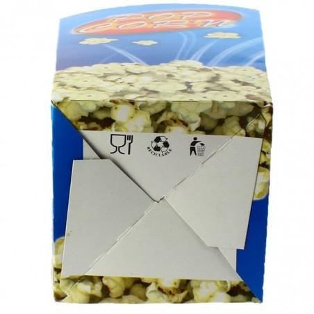 Große Popcorn Box 150gr. 8,7x13x20,3cm (25 Stück)