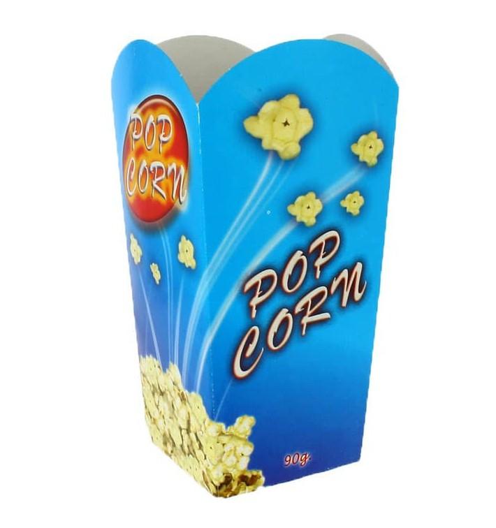 Medium Popcorn Box 90gr. 7,8x10,5x18cm (25 Stück)