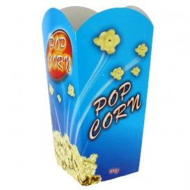 Medium Popcorn Box 90gr. 7,8x10,5x18cm