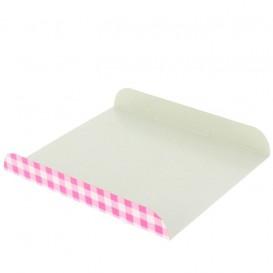 Pappschale pink für Waffeln 15x13x2 cm (2.000 Stück)