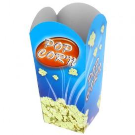 Kleine Popcorn Box 45gr. 6,5x8,5x15cm