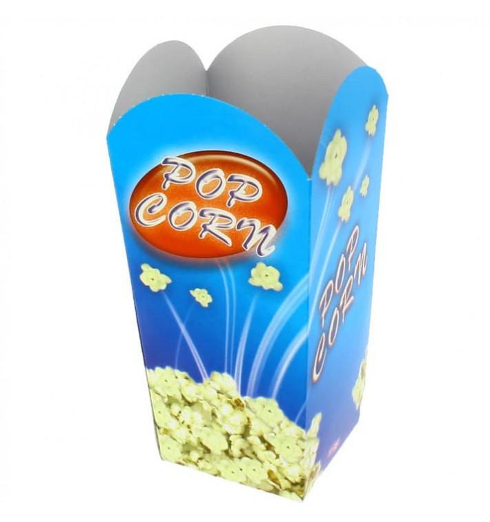 Kleine Popcorn Box 45gr. 6,5x8,5x15cm (700 Stück)