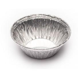 Aluformen Pudding 25ml (100 Stück)