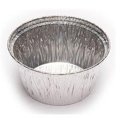 Aluformen Pudding 110ml (100 Stück)