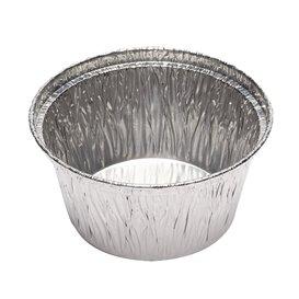 Aluformen Pudding 110ml (2000 Stück)