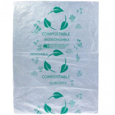 Abreißbeutel 100% bio- abbaubar 30x40cm (300 Stück)