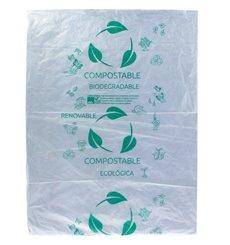 Abreißbeutel 100% bio- abbaubar 30x40cm (3000 Stück)