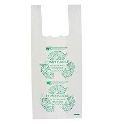 Hemdchenbeutel 100% bio- abbaubar 35x50cm (2000 Stück)