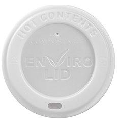 Deckel aus PLA für Pappbecher 12, 16, 22 Oz Ø9,0cm (100 Stück)