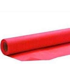 """Tischläufer """"Novotex"""" Rot 1,2x50m 50g (1 Stück)"""