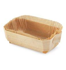 Holz Backform 14,0x9,5x5,0cm (50 Stück)