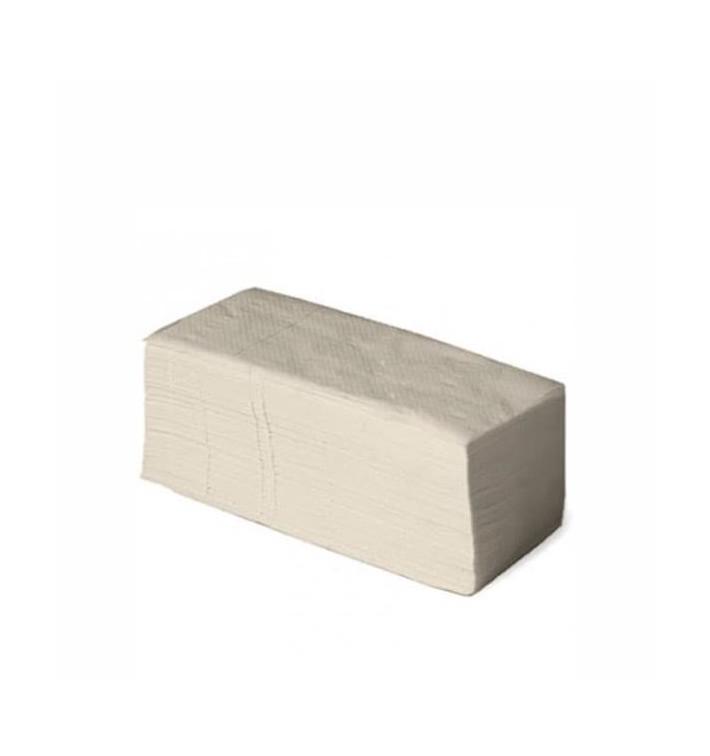 Papierhandtücher Naturgrau 1 Lagig Z (4.560 Stück)