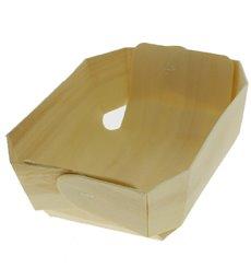 Holz Backform 21,0x14,5x4,5cm (50 Stück)
