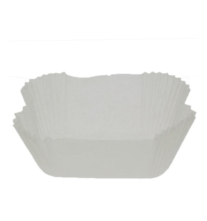 Papierkapseln Bäckerei für Backform 14,0x9,5x5,0cm (200 Stück)