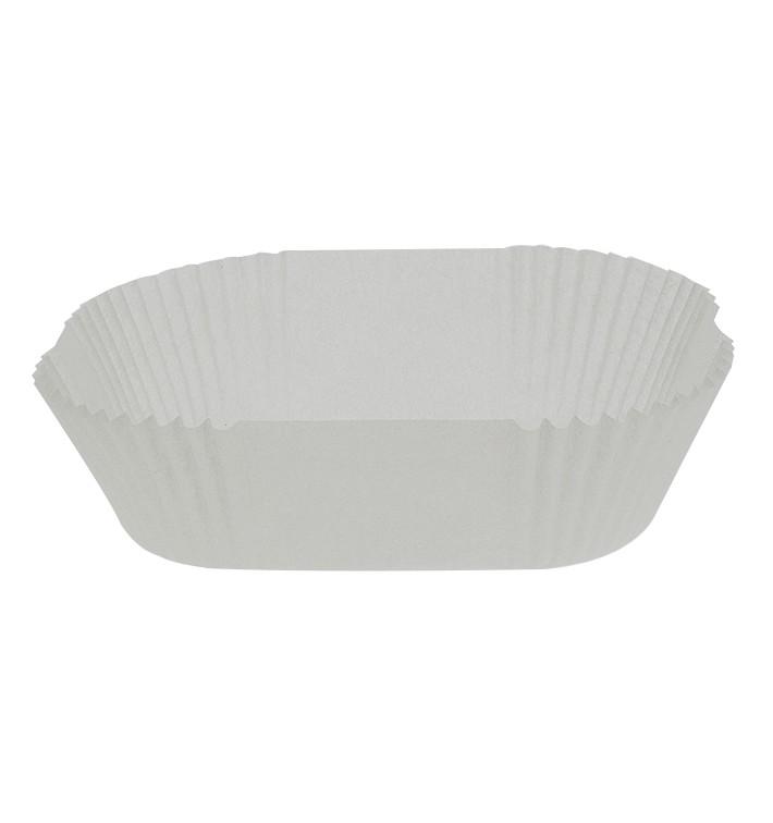 Papierkapseln Bäckerei für Backform 21,0x14,5x4,5cm (200 Stück)