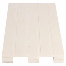 Mini Paletten aus Holz 20x12x2cm (1 Stück)