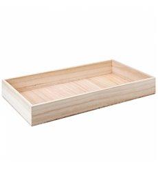 Holzkiste 60x40x7,5cm (1 Stück)