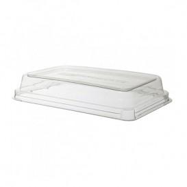 Plastikdeckel RPET für Ökologische Verpackung 710,940 ml (400 Stück)