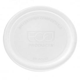 Deckel Dressingbecher PLA 60 und 120ml (100 Stück)