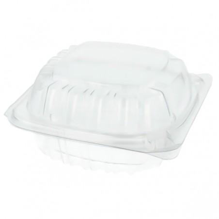 """Plastikschale Klappdeckel OPS """"Clear Seal"""" 120ml (125 Stück)"""