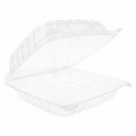 """Plastikschale Klappdeckel OPS """"Clear Seal"""" 335ml (250 Stück)"""