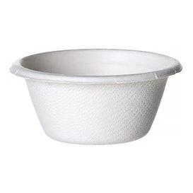 Soβenbecher aus Zuckerrohr Bagasse Weiß 60ml (50 Stück)