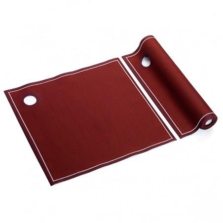 Deckel Für Flaschenkühler Weinrot 40x40 cm P40cm (12 Stück)