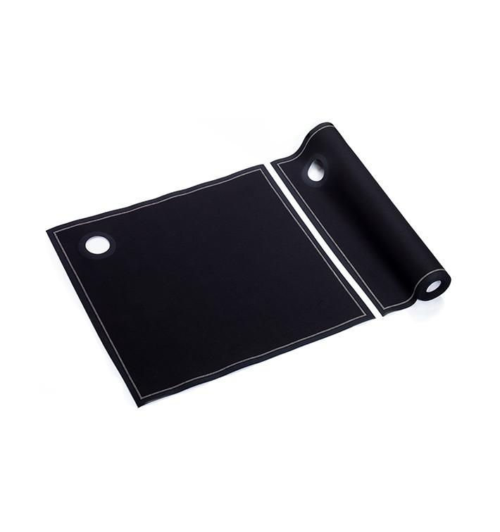 Deckel Für Flaschenkühler Schwarz 40x40 cm P40cm (300 Stück)