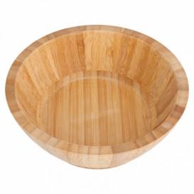 Bambusschalen Ø17x6cm (1 Stück)