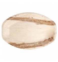 Palmblatt Schale Oval 37x25cm (200 Stück)