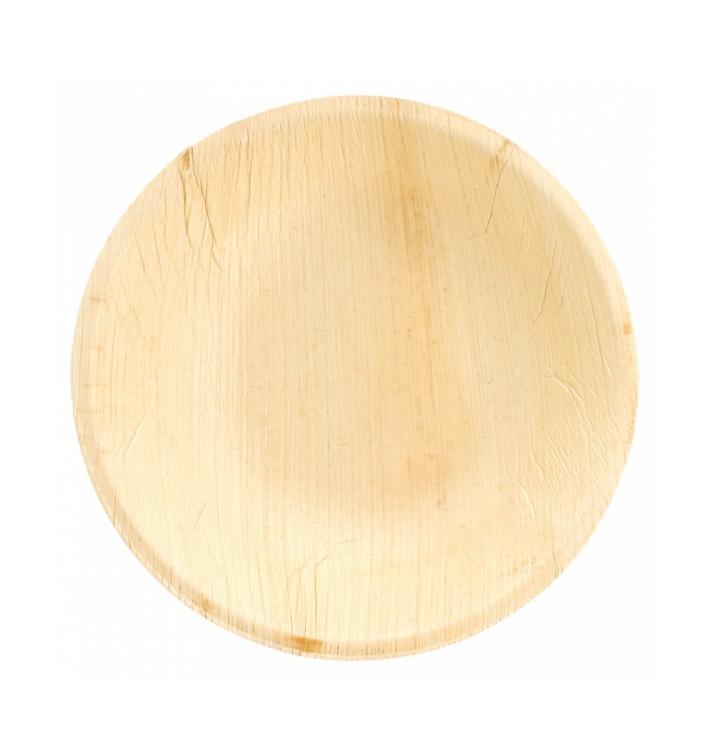 Palmblattschale rund 18x3,5cm (200 Stück)