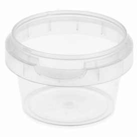 Plastikbehälter PP 30ml Ø4,8x3,1cm (3840 Stück)