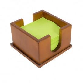Serviettenhalter Cocktail Aus Holz (1 Stück)