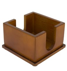Serviettenhalter Cocktail Aus Holz (10 Stück)