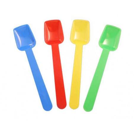 Cucharilla Plastico para Helados 90mm (10.000 Uds)