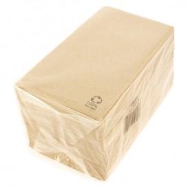 Papierservietten Bio 40x40cm 1/8 2-lagig (1.200 Stück)