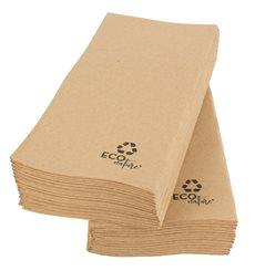 Bestecktaschen Bio 40x40cm (30 Stück)