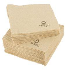 """Bio Papierservietten """"Cocktail"""" 20x20cm (2400 Stück)"""