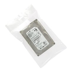 Flachbeutel BOPP Falte Klebstoff mit Euro-Loch 10,5x28,5cm G160 (100 Stück)