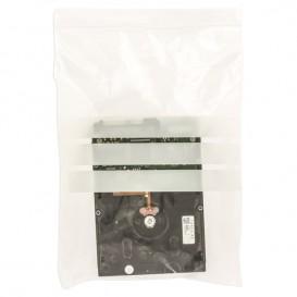 Druckverschlussbeutel mit Beschriftungsfeldern 18x25cm G200 (1000 Stück)