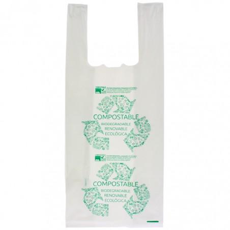 Hemdchenbeutel 100% biologisch abbaubar 35x50cm (200 Stück)
