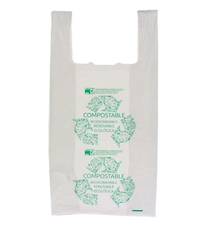Hemdchenbeutel 100% bio- abbaubar 40x50cm (1800 Stück)
