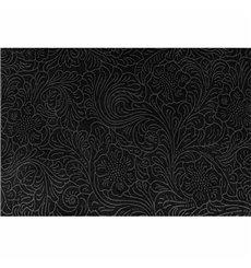 Tischsets Non Woven PLUS Schwarz 30x40cm (500 Stück)