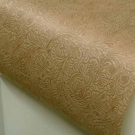 Tischdecke Non Woven PLUS Creme/Beige 120x120cm (150 Stück)