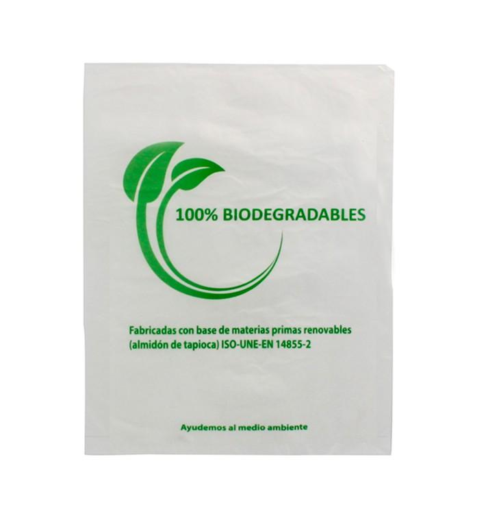 Flachbeutel Markt 100% bio-abbaubar 23x30cm (3000 Stück)