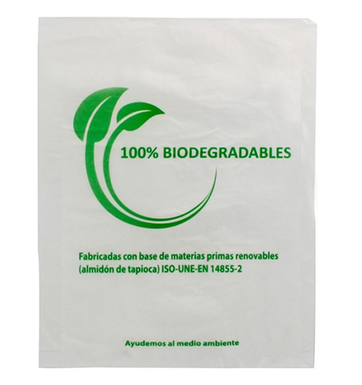 Flachbeutel Markt 100% bio-abbaubar 35x48cm (1000 Stück)