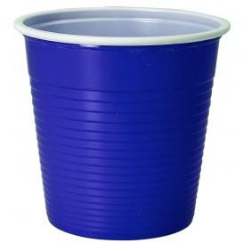 Plastikbecher Blau PS 230ml (30 Stück)