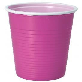 Plastikbecher Pink PS 230ml (30 Stück)