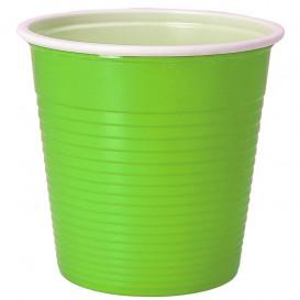 Plastikbecher Gras Grün PS 230ml (30 Stück)