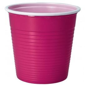 Plastikbecher Violett PS 230ml (30 Stück)